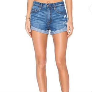 NWT Nobody Denim Skyline short